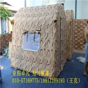 越野充气帐篷图片