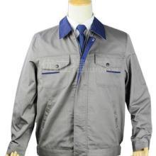 供应普通工装长袖工作服款式,2014热销工作厂服上架