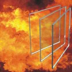 6mm单片非隔热型防火玻璃销售