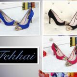 供应Fekkai品牌女鞋时尚潮流代理加盟