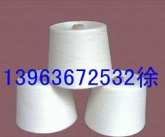 涤棉针织纱6支10支12支14支16支图片