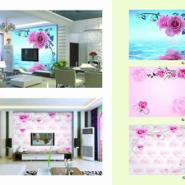花卉环保壁画墙纸壁画壁纸定制图片