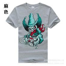 供应深圳雪阳数码直喷个性手绘T恤
