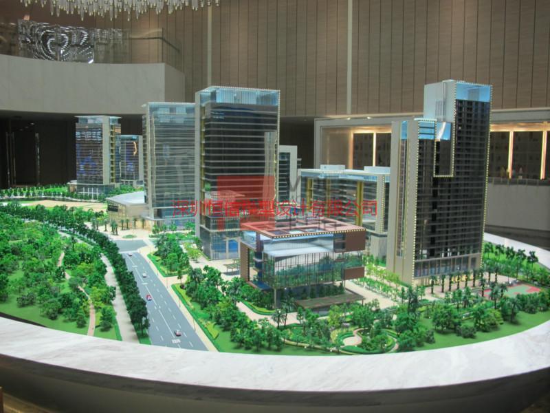 供应江门模型公司-恒信模型制作公司,建筑模型设计,地产模型制作公司