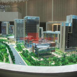 杭州声光电沙盘模型制作图片