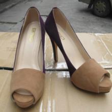 供应中小型女鞋工厂定制时装女鞋时尚女装皮鞋来样图片定做017批发