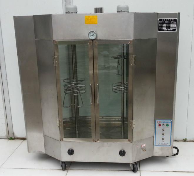 供应广州啤酒烤鸭炉图片
