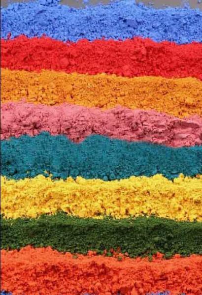 供应大连金点涂料专用高性能耐高温镉红镉红是环保颜料吗
