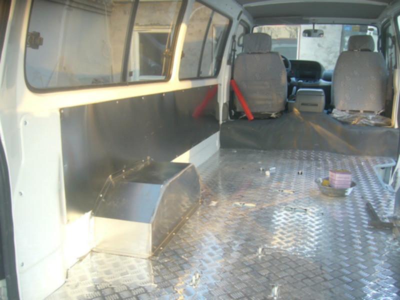 供应华晨金杯后车厢铝地板优惠大促销
