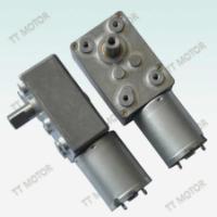 供应用于益智玩具生产的微型蜗轮蜗杆电机厂家,