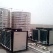 杭州欧特斯空气能热水工程图片
