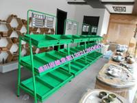 供应超市水果架/三层蔬菜架/高档果蔬架/超市货架/天津货架厂批发