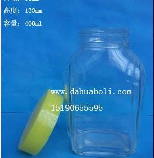 400ml玻璃蜂蜜瓶图片