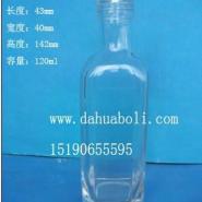 厂家直销100ml方形橄榄油玻璃瓶图片