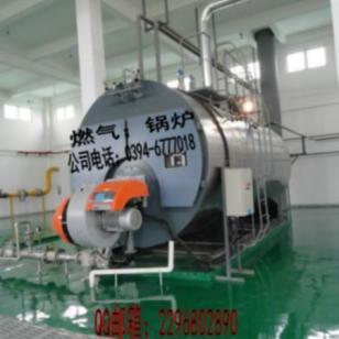 山东卧式燃气蒸汽锅炉厂家直销图片