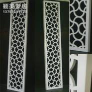 PVC雕花板/镂空板/背景墙/隔断屏图片