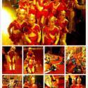 南平邵武市儿童节舞台表演服定做图片