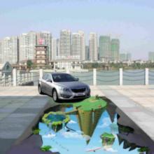 供应南昌3D立体画地画3维画彩绘制作批发