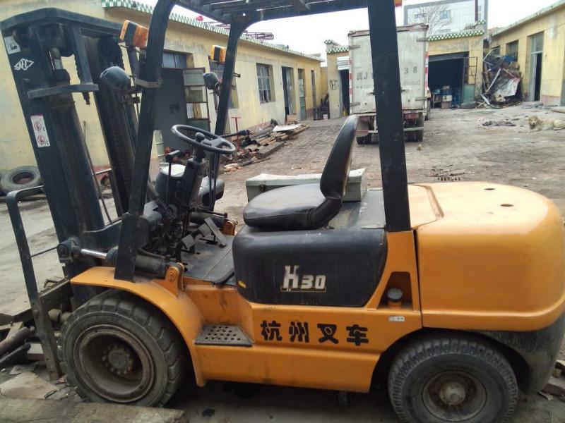 华东区二手叉车工业车辆出售图片