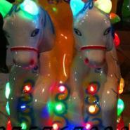 皇家马车玩具摇摆机图片
