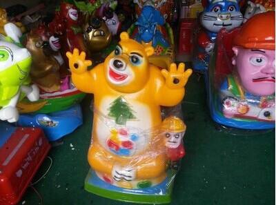 供应熊哥俩儿童摇摇车新款熊哥俩儿童摇摇车销售