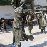 供应江西音乐主题雕塑/湖南音乐家雕塑/湖南乐器雕塑