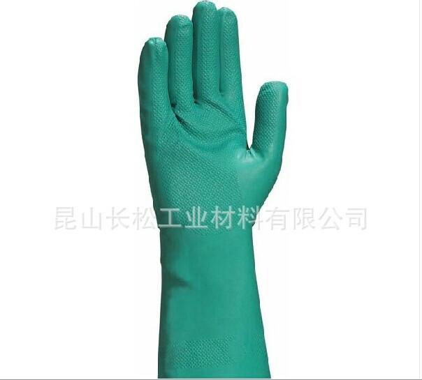 苏州代尔塔丁腈防化手套生产厂家