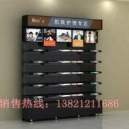 天津烤漆展示柜图片