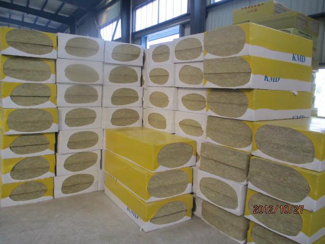 供应合肥防火岩棉板图片
