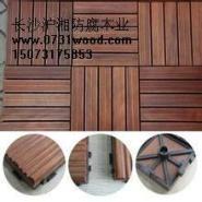 长沙防腐木地板的保养方法图片
