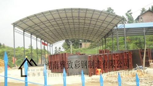 供应新干县钢筋棚、钢筋棚价格、钢筋棚特点、彩钢棚搭建