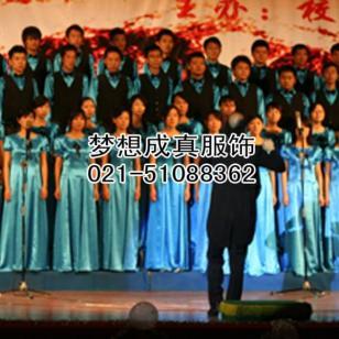 春季合唱服定做上海春季合唱服图片