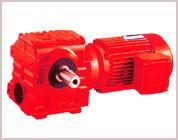 供应S系列斜齿轮蜗轮蜗杆减速电机