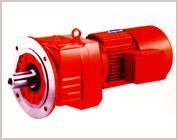 供应R107斜齿轮硬齿面减速机