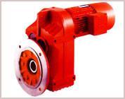 供应F系列平行轴斜齿轮减速电机