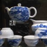 供应青花瓷茶具-订做-高档功夫茶具,价格优