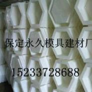 水泥制品塑料模具--六角护坡模具图片