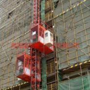 施工电梯出租图片