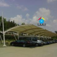 浙江膜结构雨篷图片
