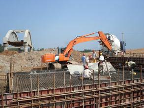 胶南非开挖顶管施工图片