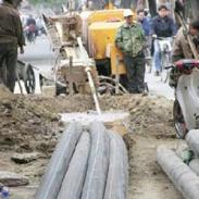 平川区非开挖顶管施工图片