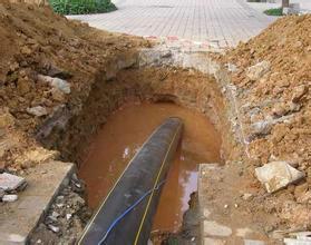 供应沙县泥水平衡顶管施工图片
