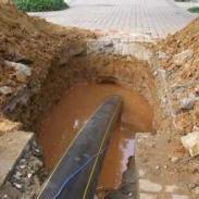 昆都伦区泥水平衡顶管施工图片
