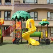 江津区塑料组合滑梯图片