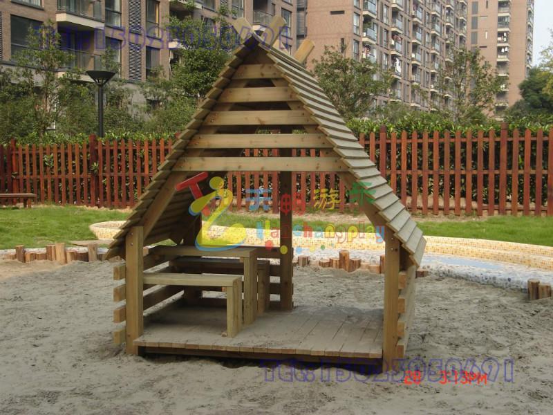 木质休闲椅图片/木质休闲椅样板图 (2)