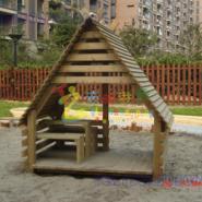 重庆儿童木质休闲椅图片