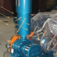 供应水产品供养设备罗茨鼓风机厂家,鱼塘养殖增氧设备选三牛风机!批发