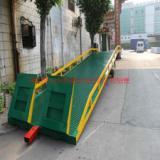 供应广东江门移动式集装箱登车桥供货商,深圳卡车集装箱装货平台厂家