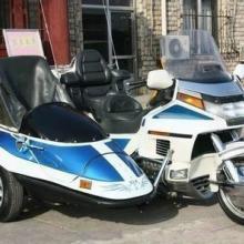供应赤峰本田金翼GL1500边三轮摩托车价格,本田摩托车厂家 图片