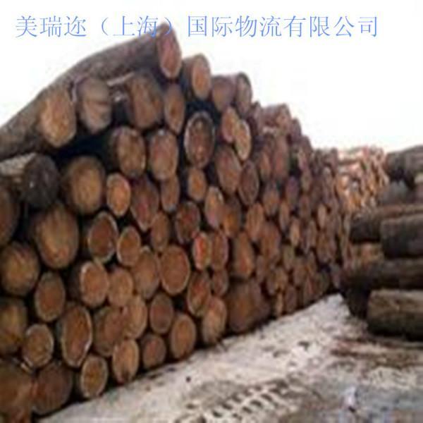 供应木材进口代理报检图片